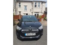 Citroen DS4 2014. Great condition. Ex-demo. Full leather. Heated massage seats.