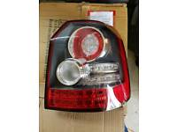 Freelander 2 rear led lights