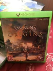 Xbox 1 Assassins creed origins
