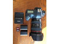 Canon 6D. £690