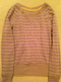 JOULES SWEAT TOP SIZE 10