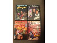 JEFF DUNHAM DVDS SET OF 4