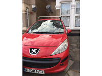 Peugeot 207 for sell, 2008 *Low mileage*