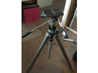 GITZO Tripod PRO STUDEX with GITZO R-3 Pan Tilt Head and Extension tube