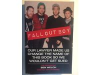 The Fall Out Boy biography by Ben Welch
