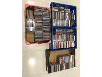 Large collection of CDs