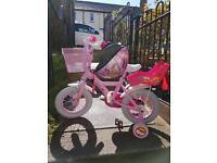 Kids Apollo Cupcake Bike 12 inch