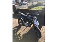 Yamaha wr 125 learner legal motorbike not ktm 125cc