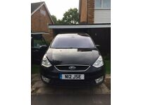 Ford Galaxy 2.0 TDCi Ghia 5 Door (6 Speed) 7 Seater. 2008 (58 Reg) Automatic with 75322 miles.
