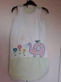 Toddlers Gro Bag / Sleeping Bag. Size 18 - 36 Months.