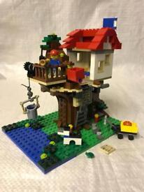 Lego creator 3-in-1 tree house beach surf shack 31010
