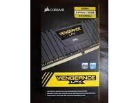 Vengeance LPX high-performance DDR4 memory
