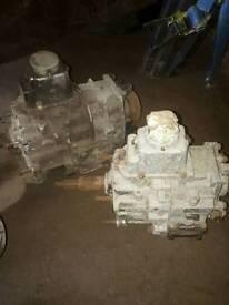 Bedford zf gear box