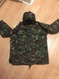 Army Surplus = Windproof combat coat