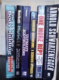 bodybuilding books