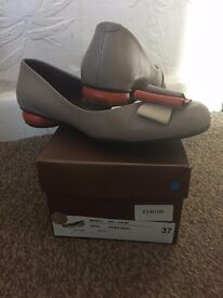 Womens Audley Designer Shoes - Size 4