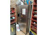 American Style Double Door Fridge Freezer