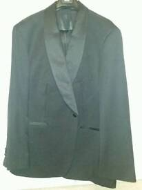 Black Tuxedo Suit 54R and 42R