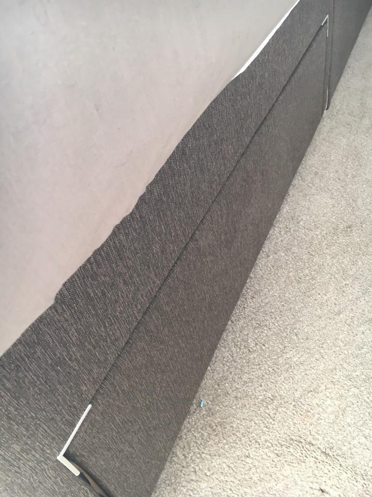Bed frame (not including mattress)