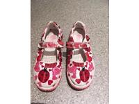 Lelli Kelly canvas shoes size 11 (29) used