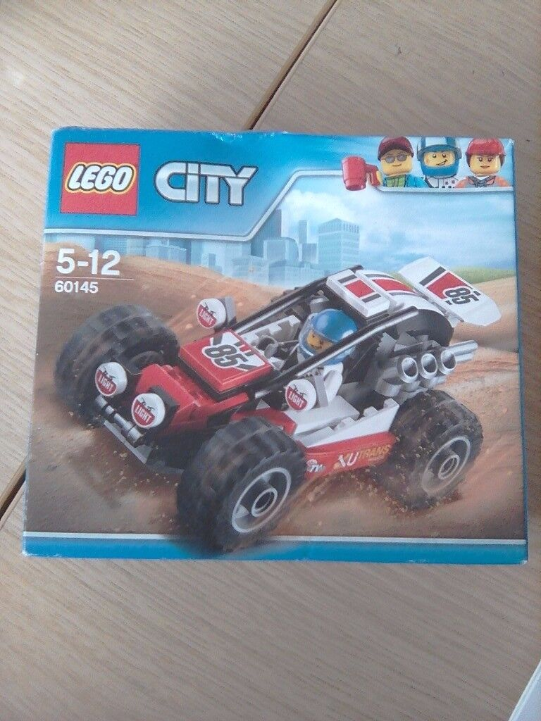 Lego City 60145, Buggy Brand New Age 5-12 years
