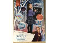 Frozen easel