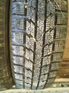 4 pneus d hiver 15 pouces pour smart