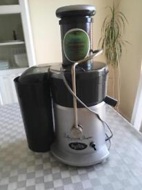 Antony Wirral Thompson juice fountain professional juicer