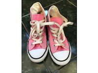 Converse All Stars (Pink)
