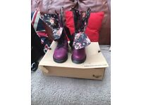 DM Floral Boots , women's size 7, hardly worn in good condition, reluctant sale £70 ono