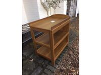 Mamas and Papas antique pine changing table