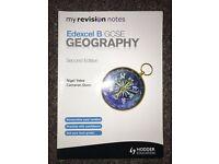 Edexcel B GCSE Geography (2nd edition)