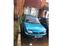 150 Nissan micra Two door good runner