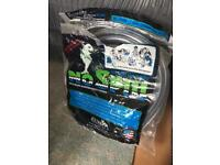 Fish tank and pond drain+fill+cleaner