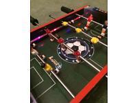 Light up football table