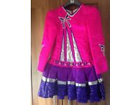 Irish dance dress for sale would suit age dancer age 10/11