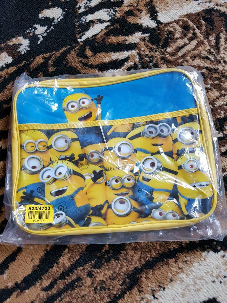 Minion shoulder bag