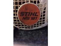 Stihl M5 181 chain saw