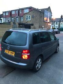 Automatic diesel VW Touran 7 seater for sale, PX possible