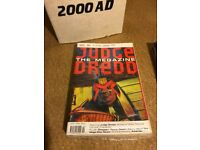 500 2000AD Comics For Sale Inc. Rare Specials - See Description for more info