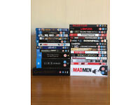 28 ACTION / DRAMA DVDs / FILMS + BLU-RAY + BOX SETS