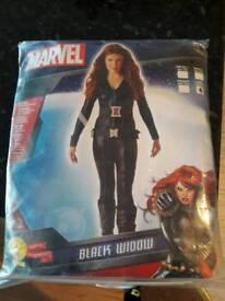 Marval Black Widow costume