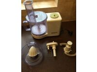 Braun food processor Model 4259, used