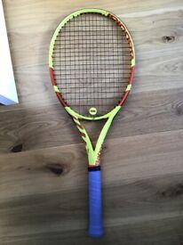 Babolat Pure Aero Roland Garros Tennis Racket. Grip 2. Great Condition