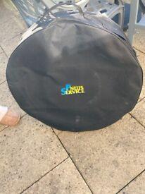Spare wheel kit for Skoda Karoq. New, unused with tools