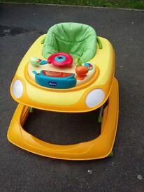 Chicco baby activity walker
