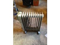Airforce electric radiator, when you need to hot things up look no further