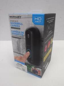 Merkury Smart Wi-Fi Doorbell Camera - We Buy and Sell Security at Cash Pawn - 117702 - FY213405