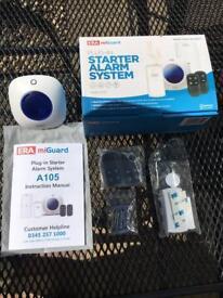 ERA A105 Wireless starter alarm kit, new and unused