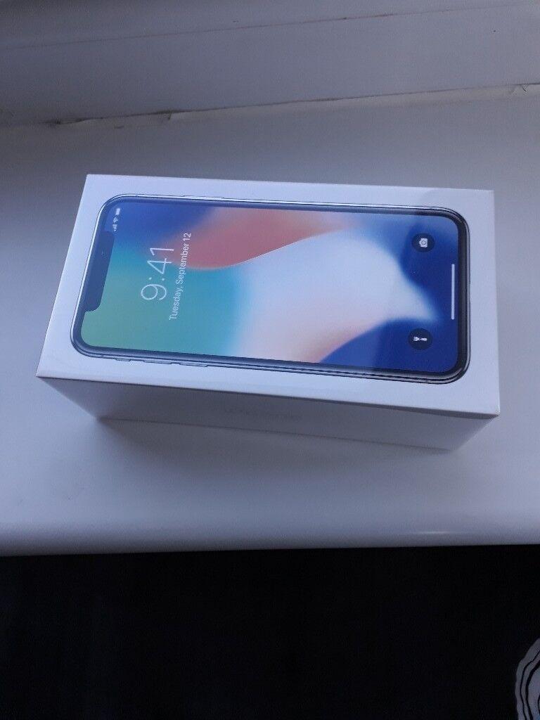 Brand New Iphone X In Box And Sealed In Bridgeton Glasgow Gumtree